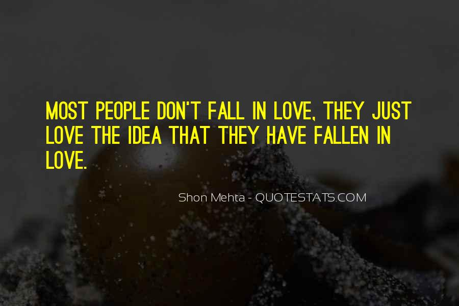 They Would Love To See You Fall Quotes #68936
