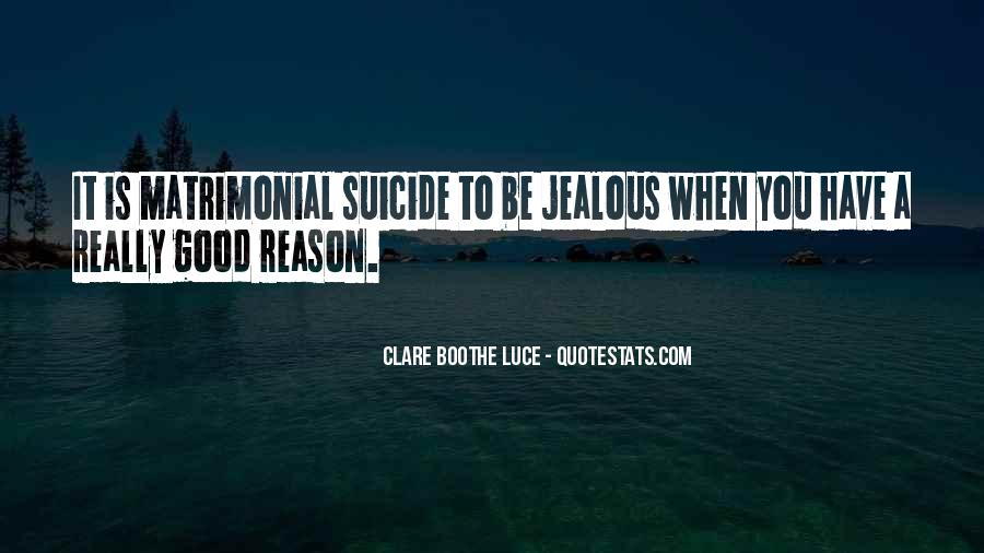 They're Just Jealous Quotes #12484