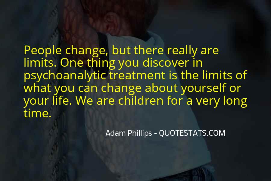 Thing About Life Quotes #60711