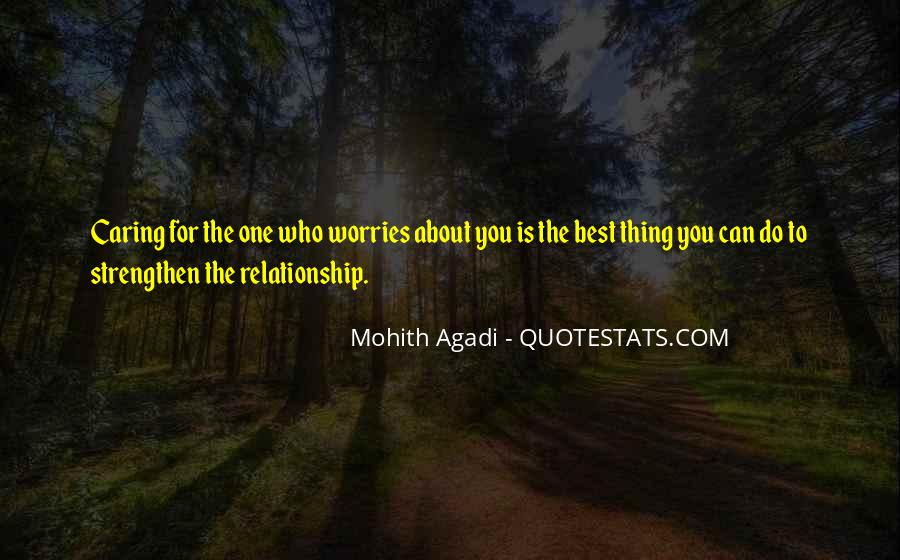 Thing About Life Quotes #80657