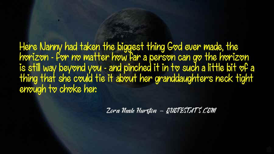 Thing That Matter Quotes #132497