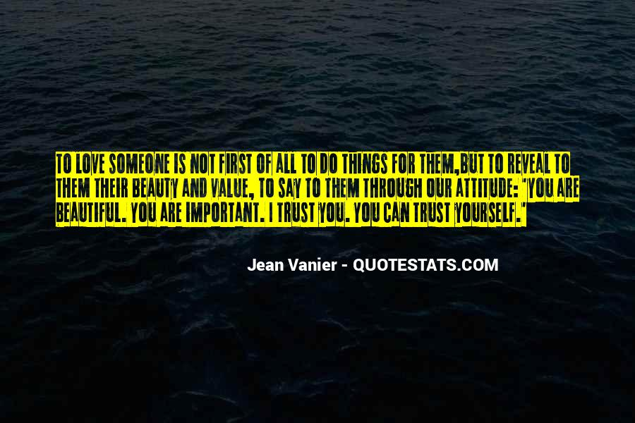 Things Are Important Quotes #141666