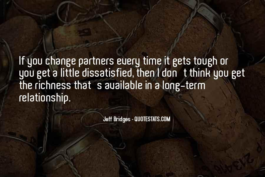 Things Get Tough Relationship Quotes #860127