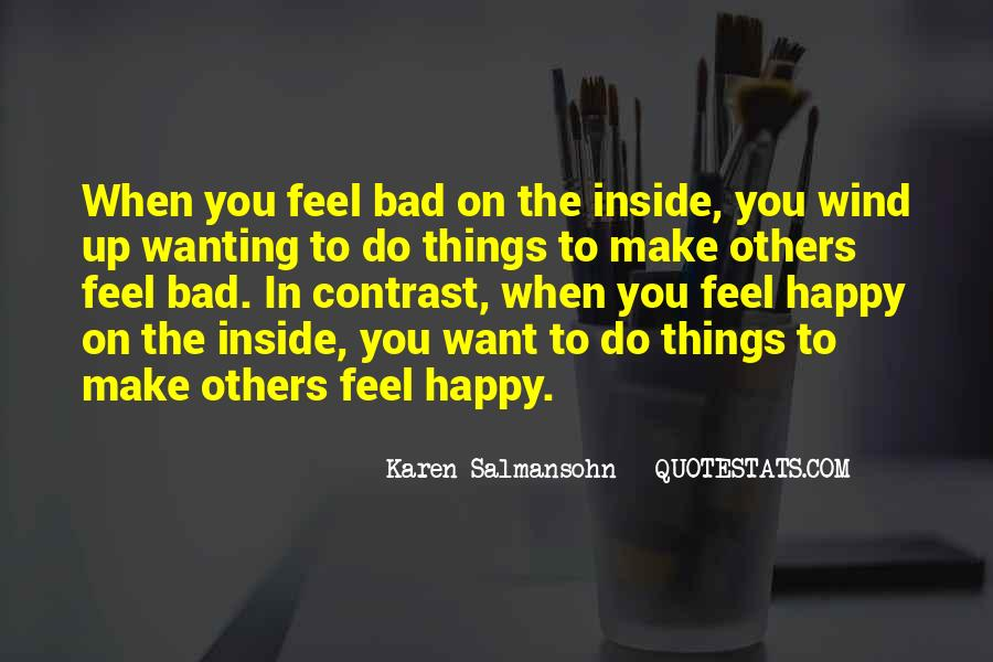 Things Make You Happy Quotes #311434