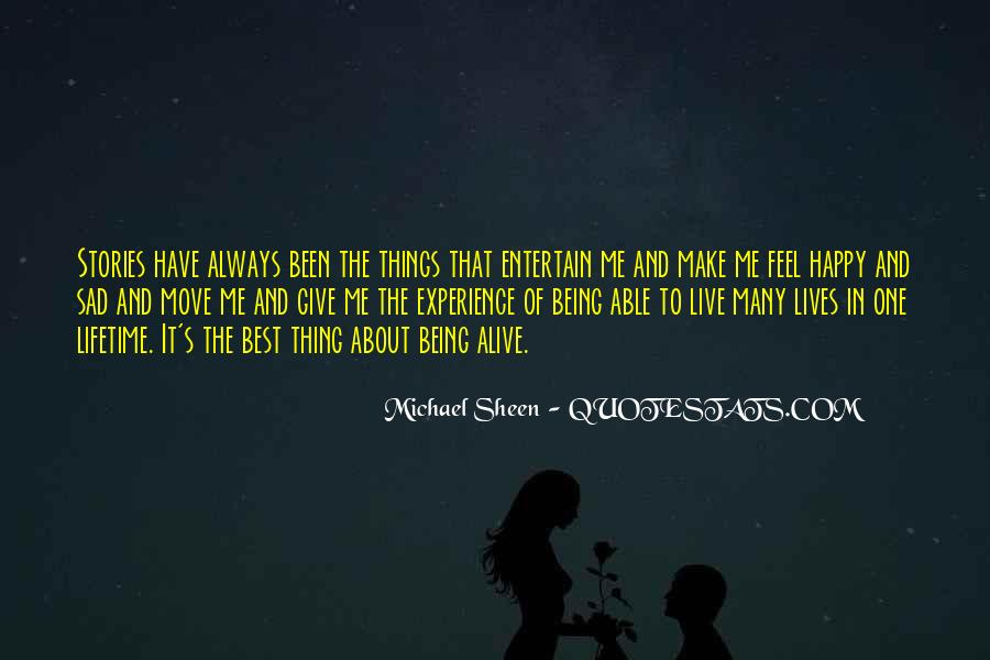 Things Make You Happy Quotes #627138