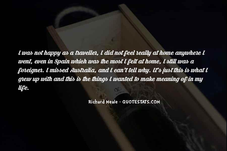 Things Make You Happy Quotes #806361