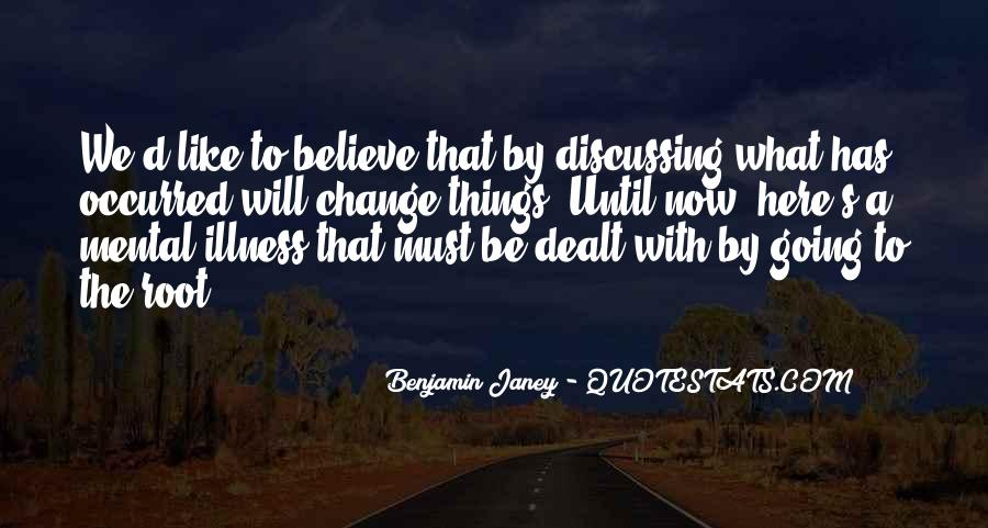 Things Must Change Quotes #1168615