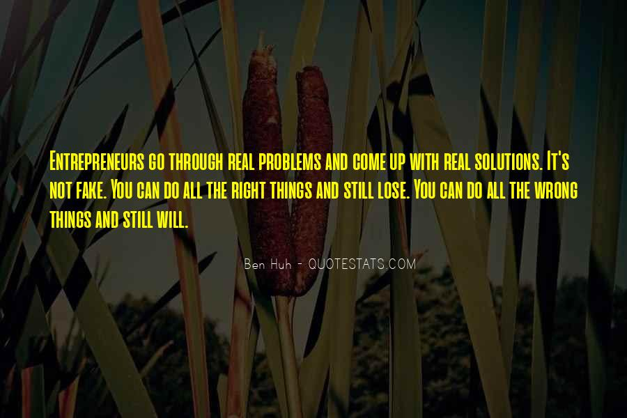 Things Will Go Wrong Quotes #1108772