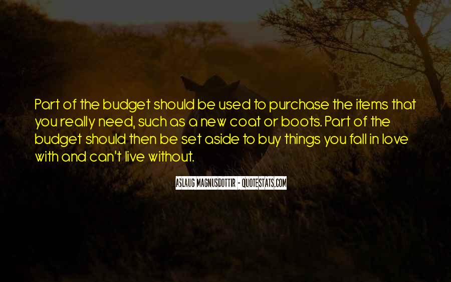 Things You Can't Buy Quotes #1108512