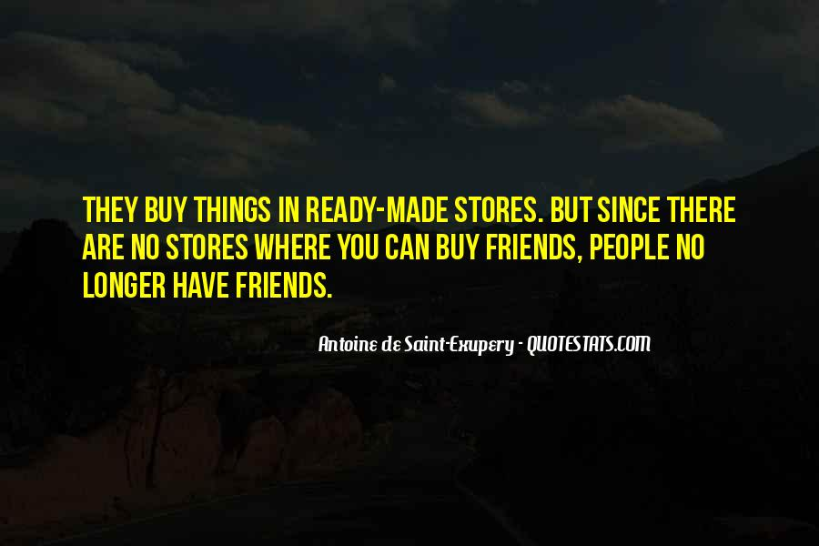 Things You Can't Buy Quotes #1143672