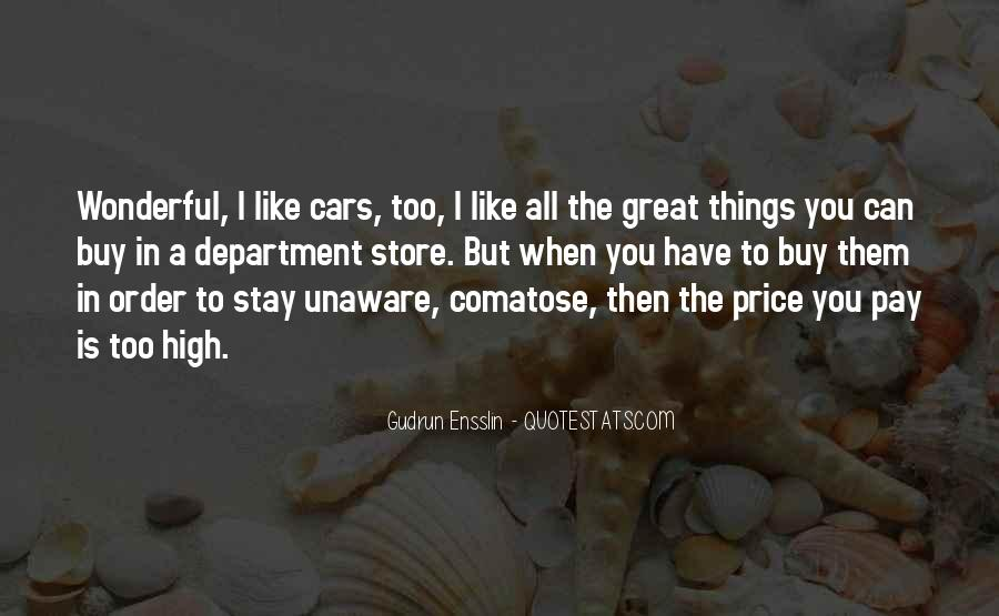 Things You Can't Buy Quotes #878519