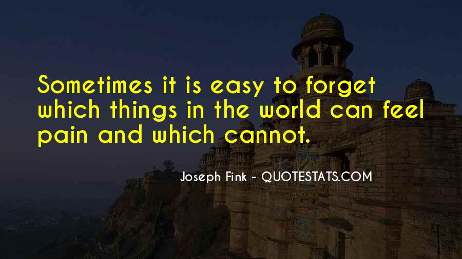 Things You Never Forget Quotes #211731