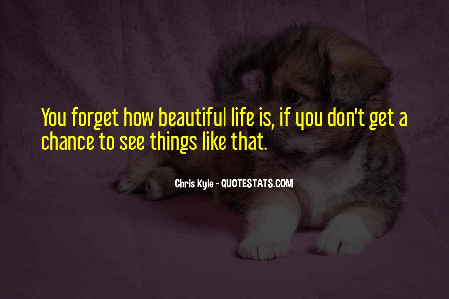 Things You Never Forget Quotes #303397