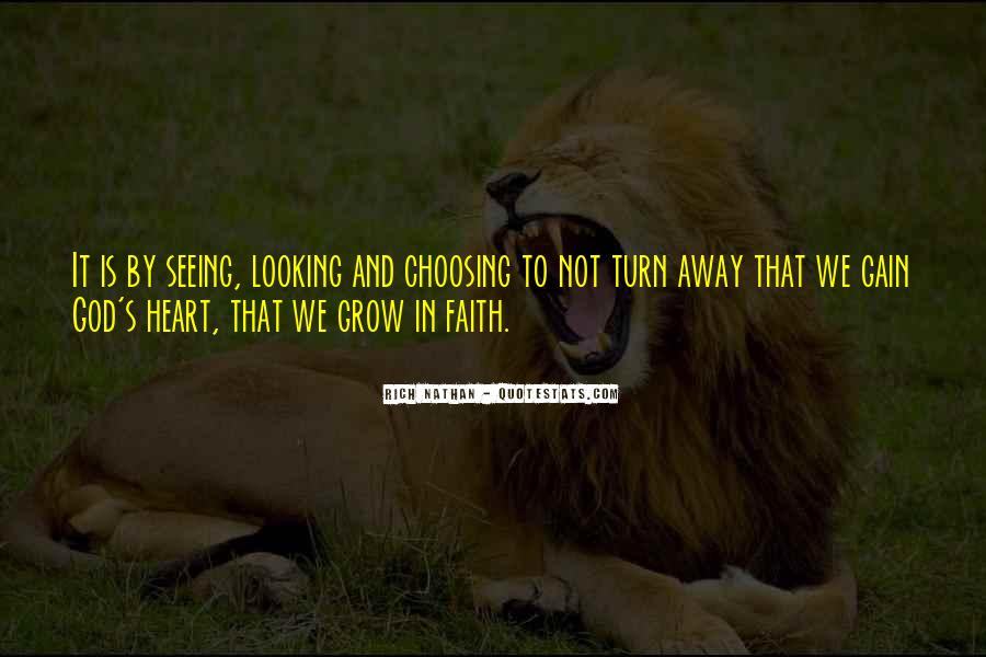 Think And Grow Rich Faith Quotes #1796455