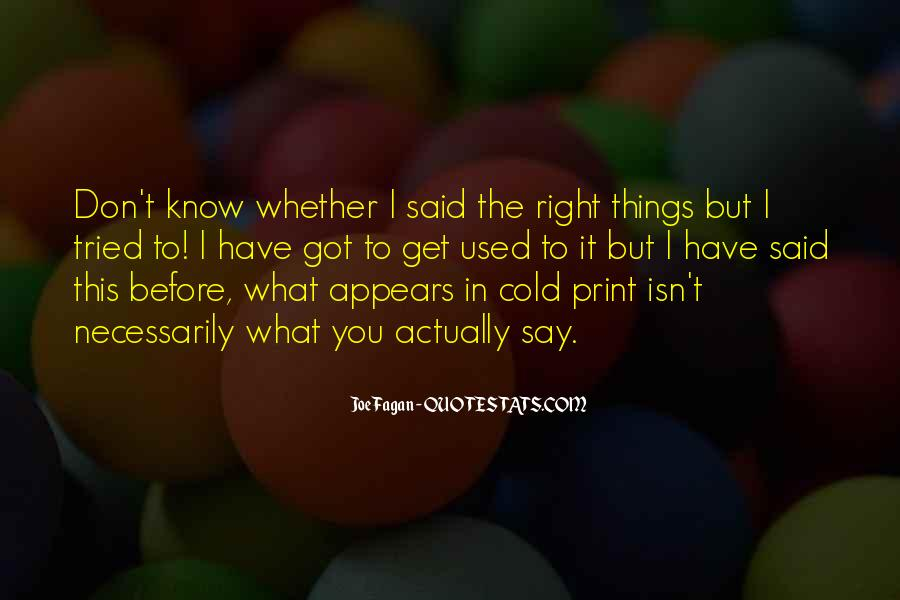 Think Before You Print Quotes #479517