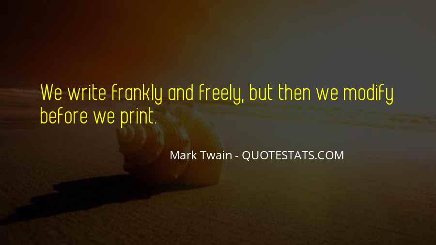 Think Before You Print Quotes #926259