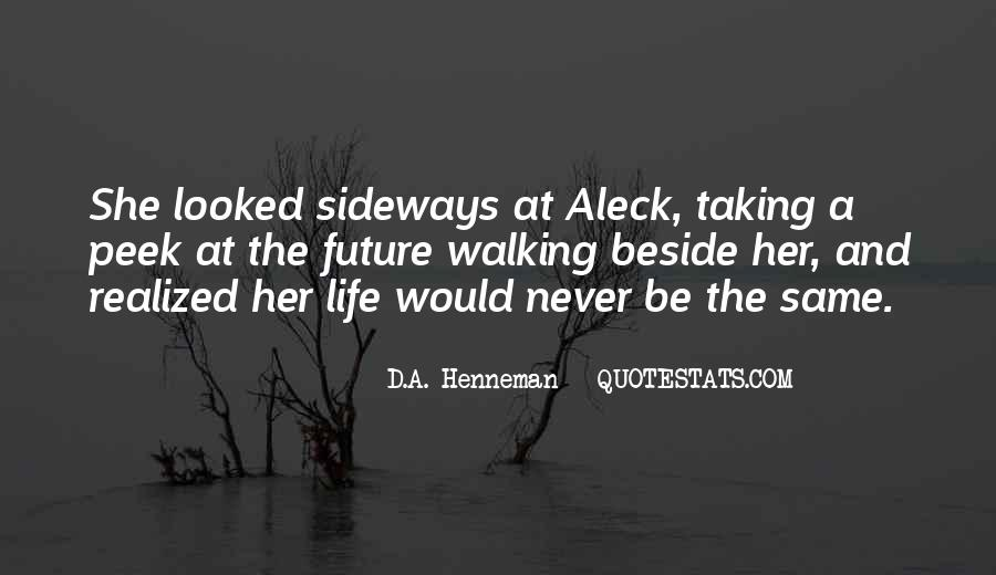 Quotes About Aleck #187067