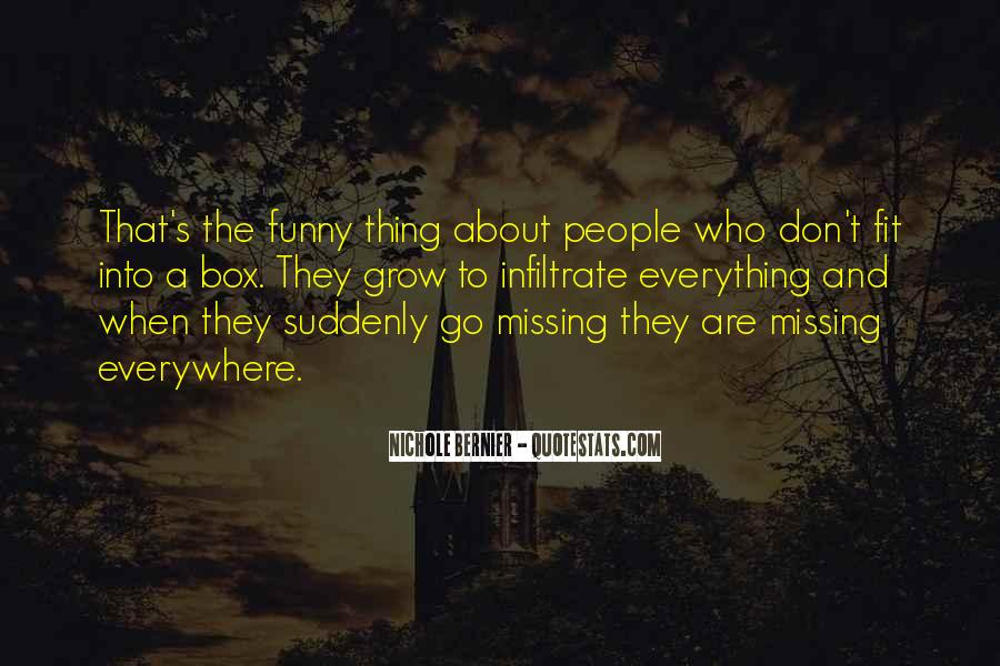 Think Outside The Box Funny Quotes #105142