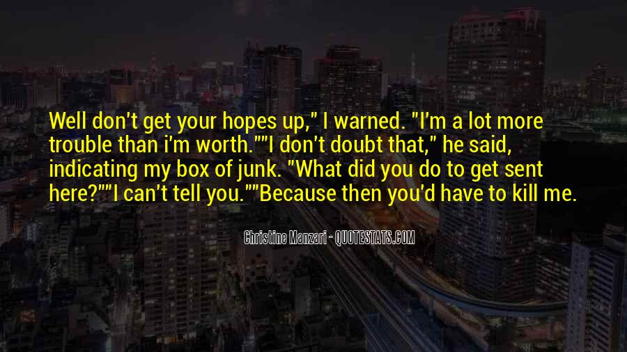 Think Outside The Box Funny Quotes #634876