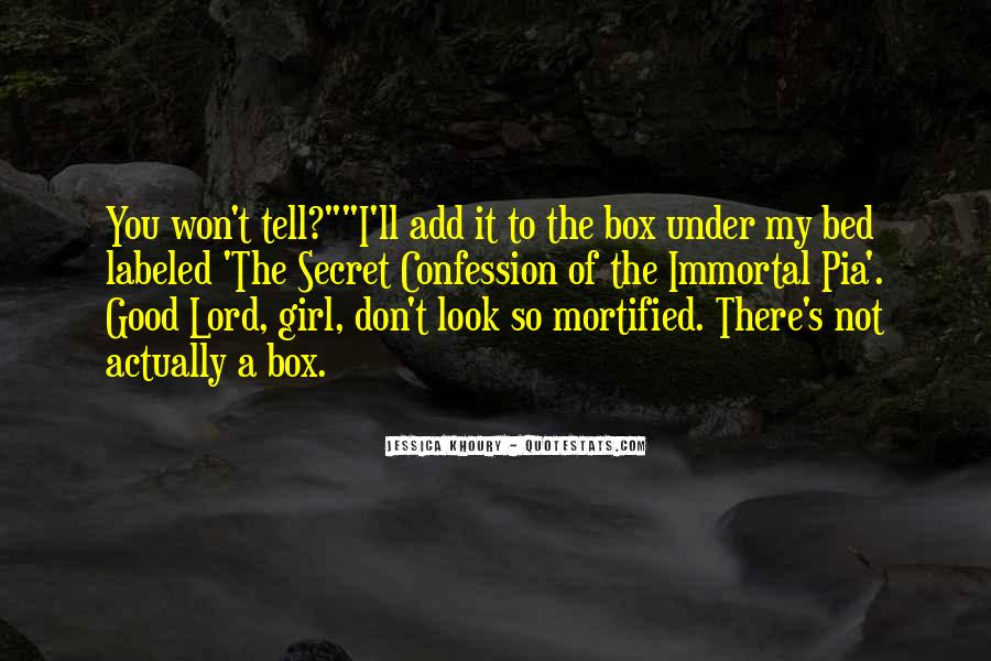 Think Outside The Box Funny Quotes #697444