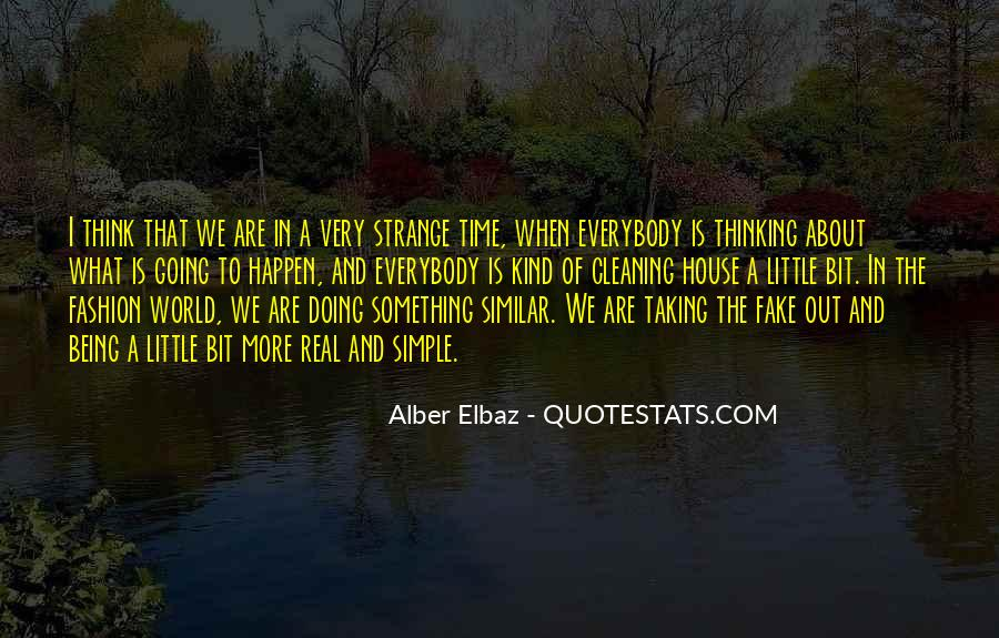 Thinking About Her All The Time Quotes #30325