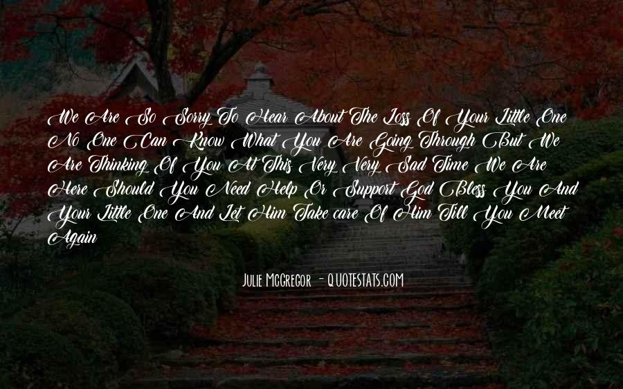 Thinking About Her All The Time Quotes #79844