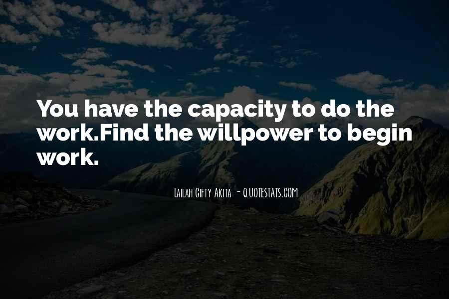 Thinking Capacity Quotes #101696