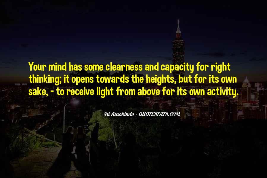 Thinking Capacity Quotes #1146357