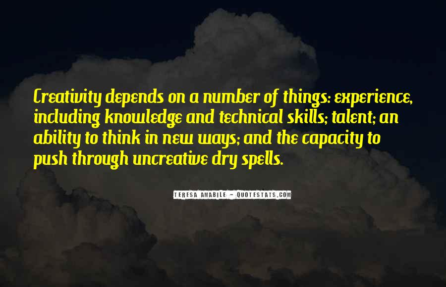 Thinking Capacity Quotes #1425679