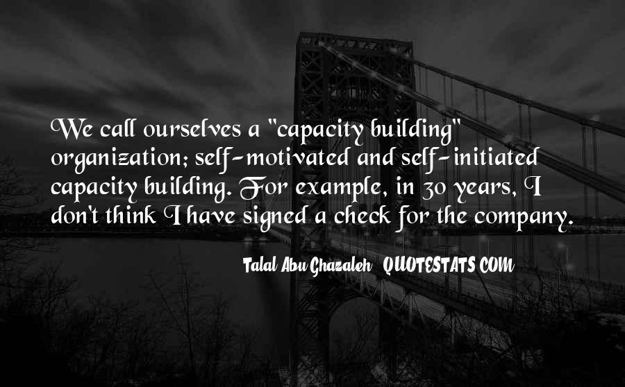 Thinking Capacity Quotes #251676