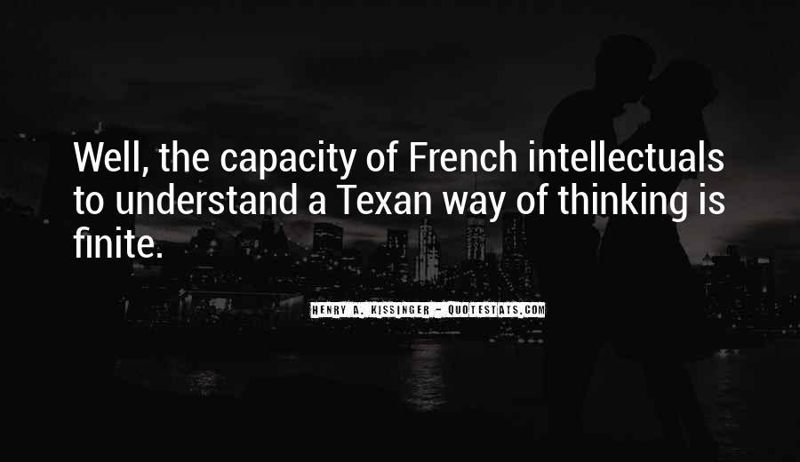 Thinking Capacity Quotes #305438