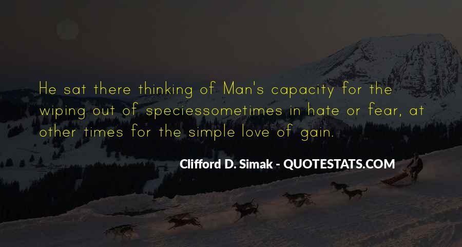 Thinking Capacity Quotes #572827