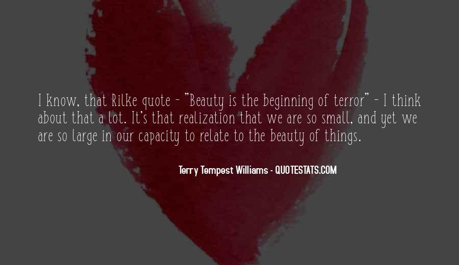 Thinking Capacity Quotes #658178