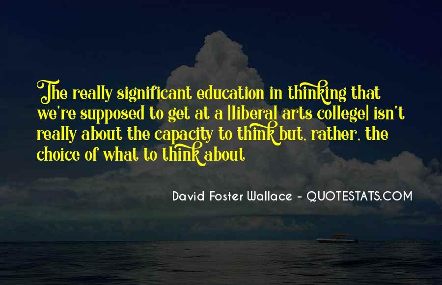 Thinking Capacity Quotes #874621