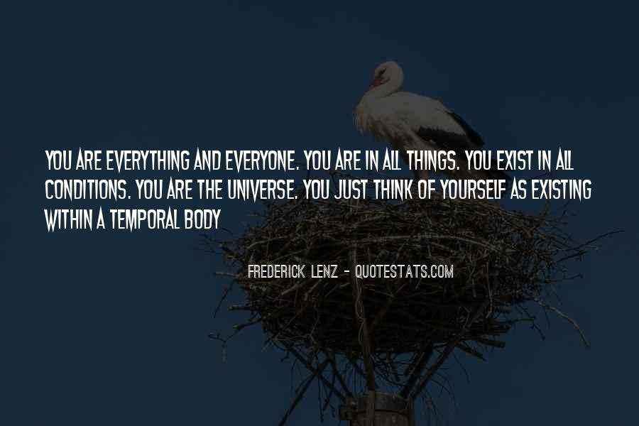 Thinking Existing Quotes #1402321