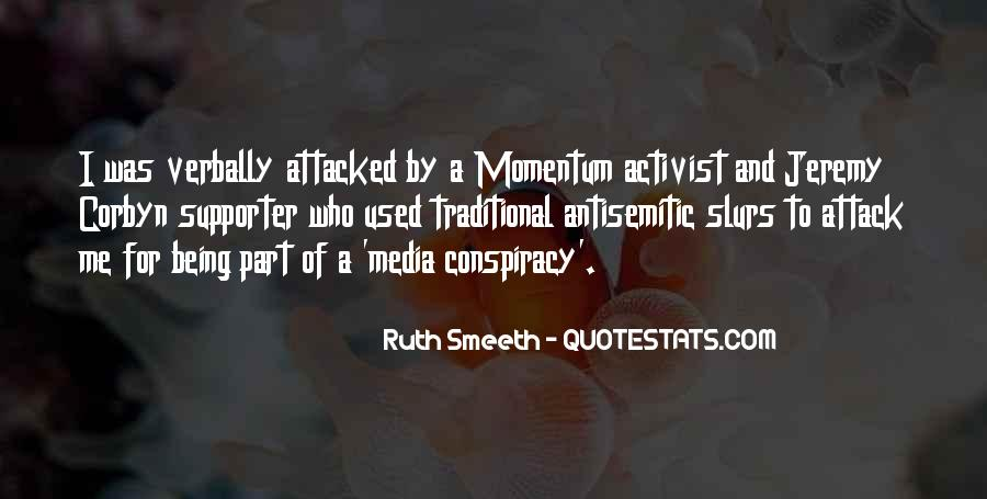 Quotes About Being An Activist #1164996