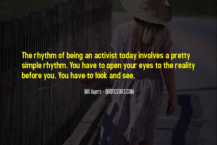 Quotes About Being An Activist #1202821