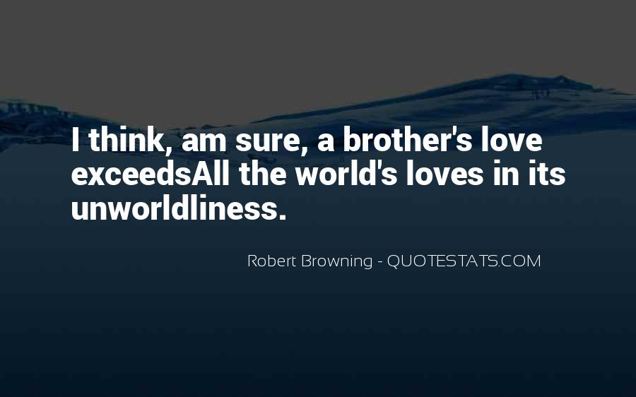 Thinking Love Quotes #42565