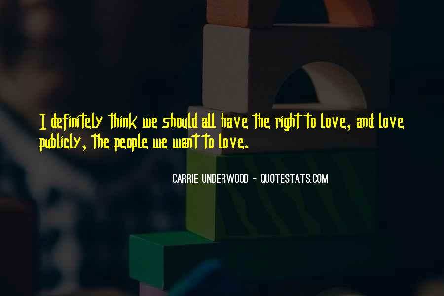 Thinking Love Quotes #50896