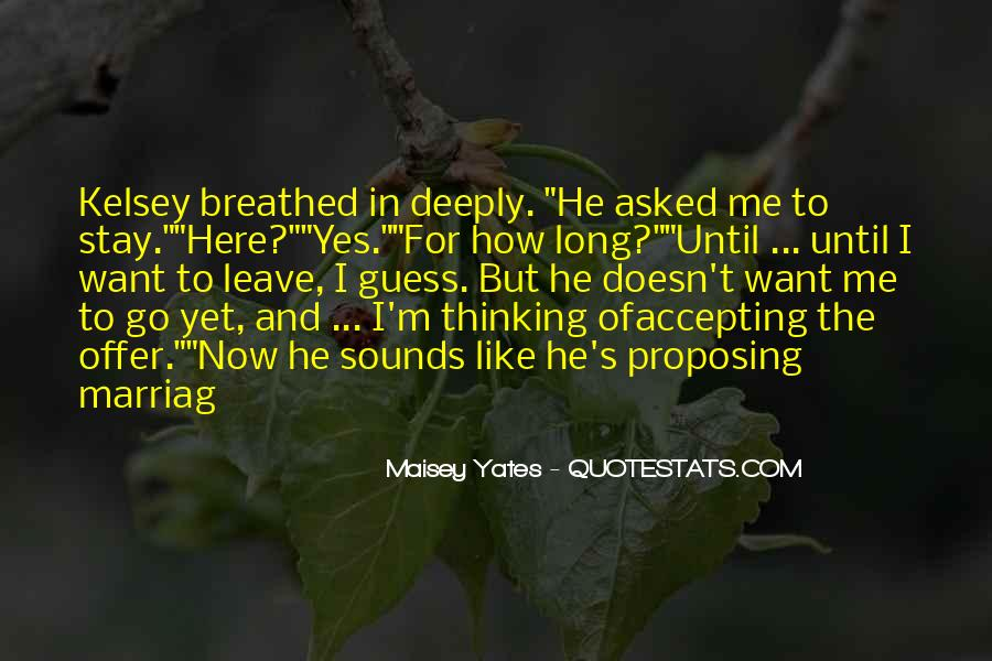 Thinking Love Quotes #58152