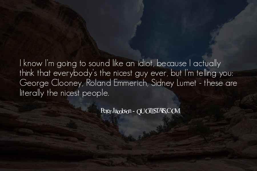 Thinking Outside The Idiot Box Quotes #1072012