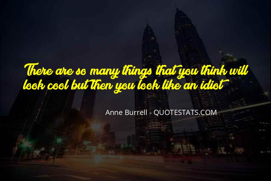 Thinking Outside The Idiot Box Quotes #1595233