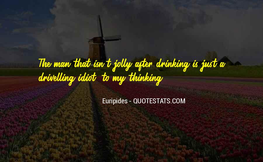 Thinking Outside The Idiot Box Quotes #1666105