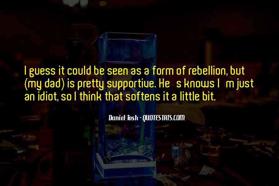 Thinking Outside The Idiot Box Quotes #860611
