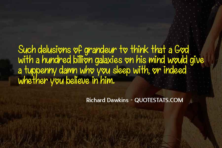 Thinking Too Much To Sleep Quotes #299426