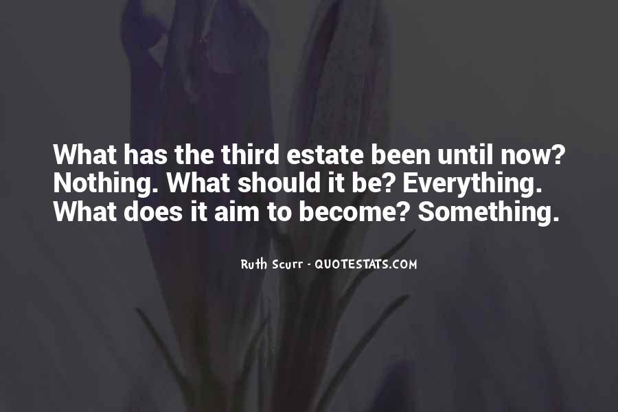 Third Estate Quotes #1208083