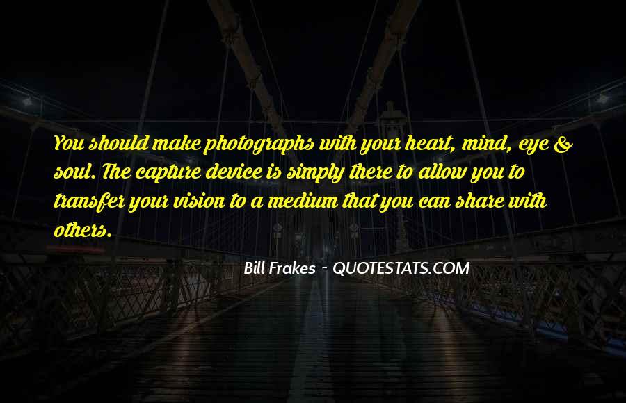 Third Eye Vision Quotes #204594