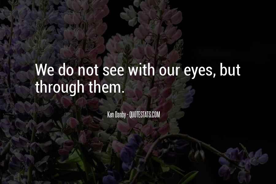 Third Eye Vision Quotes #219843