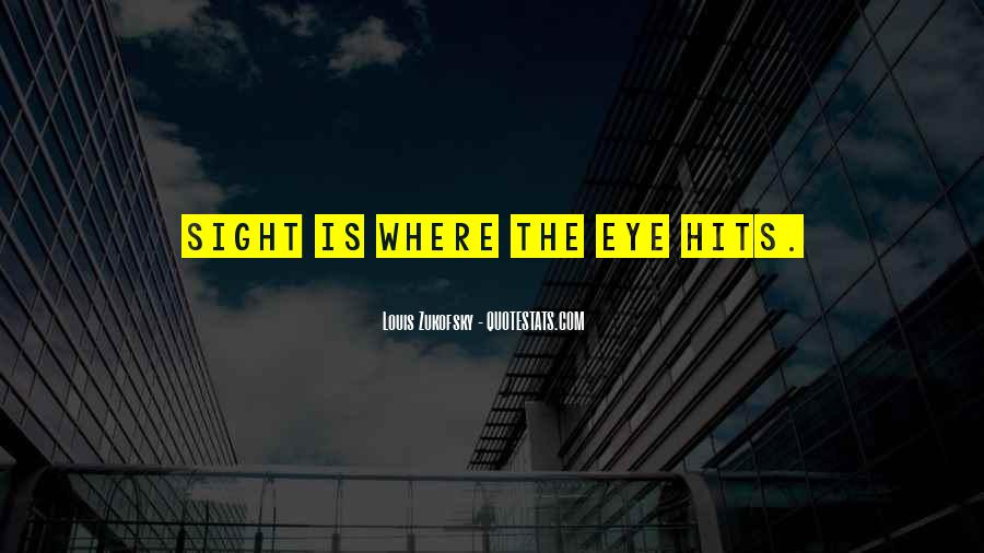Third Eye Vision Quotes #227626
