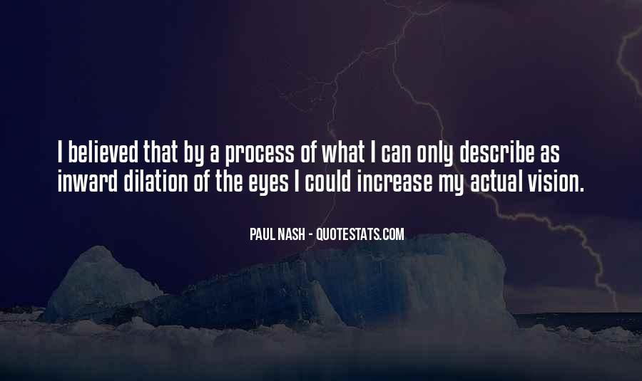 Third Eye Vision Quotes #48911